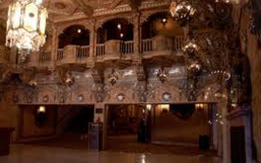 gammelt teater